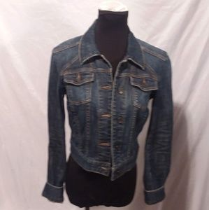 Express Jeans denim jacket small